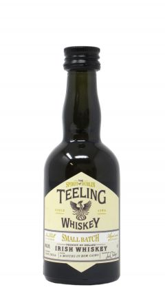Teeling Whiskey Co. - Single Malt Small Batch Miniature Irish Whiskey