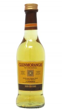 Glenmorangie - The Original Single Malt 10cl Miniature  10 year old Whisky