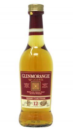 Glenmorangie - Lasanta Sherry Cask Finish 10cl Miniature 12 year old Whisky