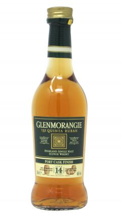 Glenmorangie - Quinta Ruban Port Cask 10cl Miniature 14 year old Whisky