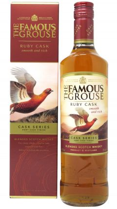 Famous Grouse - Ruby Cask Port Cask Finish Whisky