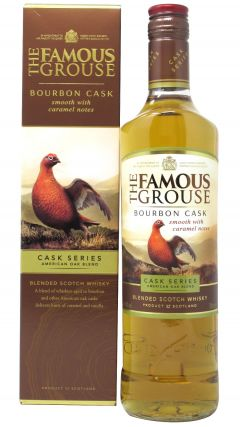 Famous Grouse - Bourbon Cask Whisky