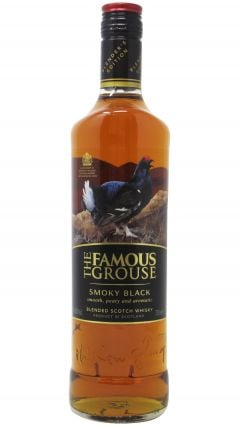 Famous Grouse - Smoky Black Blended Peated Malt Whisky