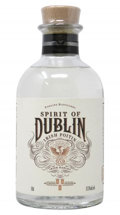 Teeling Whiskey Co. - Spirit Of Dublin Poitin Batch #4 Whiskey