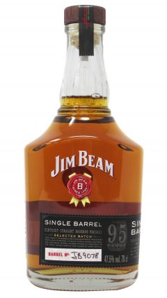 Jim Beam - Single Barrel Whiskey