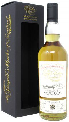 Glen Elgin - The Single Malts Of Scotland Single Cask #3198 - 1995 23 year old Whisky