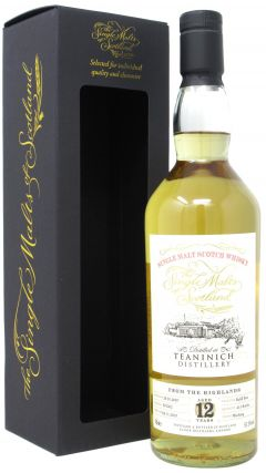 Teaninich - The Single Malts Of Scotland Single Cask #301262 - 2007 12 year old Whisky
