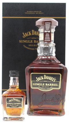 Jack Daniel's - Single Barrel Select Gift Pack Whiskey