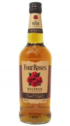 Four Roses - Yellow Label Original Kentucky Straight 5 year old Whiskey