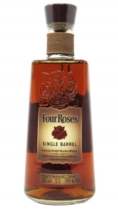 Four Roses - Single Barrel 100 Proof Bourbon Whiskey