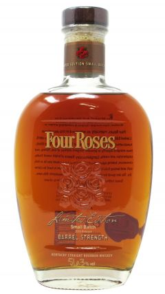 Four Roses - Small Batch Barrel Strength 2019 Release 11 year old Whiskey