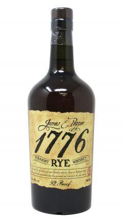 James E Pepper - 1776 Straight Rye Whiskey