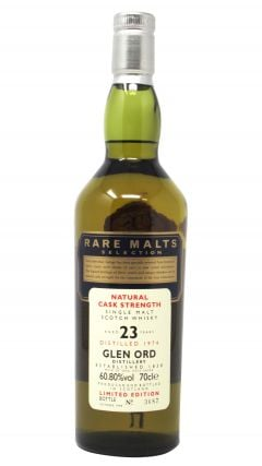 Glen Ord - Rare Malts - 1974 23 year old Whisky