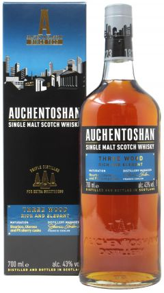 Auchentoshan - Three Wood Whisky