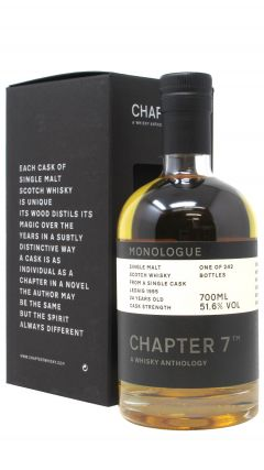 Ledaig - Chapter 7 Monologue Single Cask - 1995 24 year old Whisky