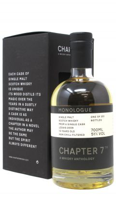 Ledaig - Chapter 7 Monologue Single Cask - 2009 10 year old Whisky