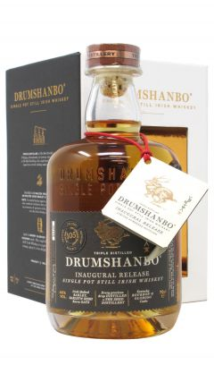 The Shed Distillery - Drumshanbo Single Pot Still Inaugural Release Irish - 2014 4 year old Whiskey