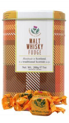 Malt Whisky Fudge Gift Set (Hard To Find Whisky Edition)