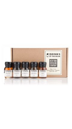 Drinks By The Dram - New York Distilling Tasting Set Whiskey
