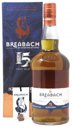 Glenturret - Breabach Limited Edition 15 year old Whisky