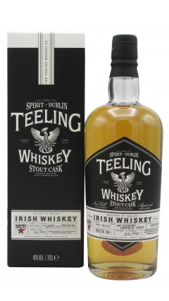 Teeling Whiskey Co. - Stout Cask - Small Batch Whiskey
