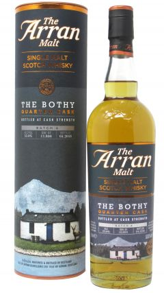 Arran - The Bothy Quarter Cask Batch 4 Whisky