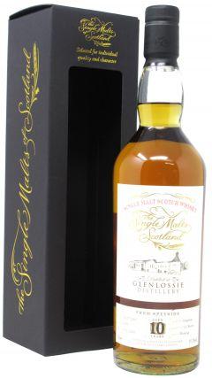 Glenlossie - Single Malts Of Scotland Single Cask #6435 - 2009 10 year old Whisky