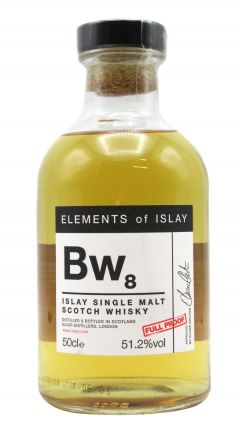 Bowmore - Elements Of Islay BW8 16 year old Whisky