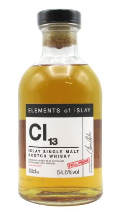 Caol Ila - Elements Of Islay CL13 9 year old Whisky