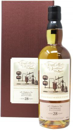 Imperial (silent) - Single Malts Of Scotland  28 year old Whisky