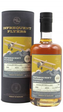 Bowmore - Infrequent Flyers Single Cask #2688 - 1997 22 year old Whisky