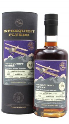 Glen Spey - Infrequent Flyers Single Cask #4828 - 2006 13 year old Whisky