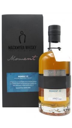Mackmyra - Moment 22 Limited Edition Whisky