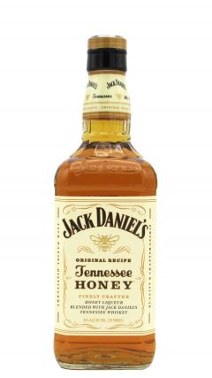 Jack Daniels - Tennessee Honey 1st Edition (USA Rounded Bottle) Liqueur