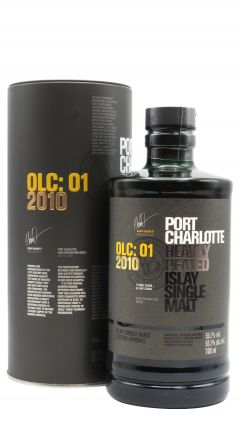 Port Charlotte - OLC:01 Heavily Peated - 2010 9 year old Whisky