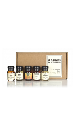 Drinks By The Dram - Flavoured Gin Tasting Set Gin