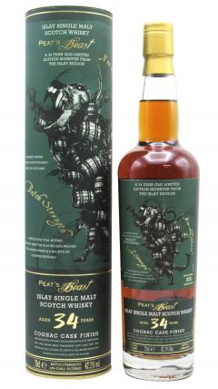 Peats Beast - Islay Single Malt - 1985 34 year old Whisky
