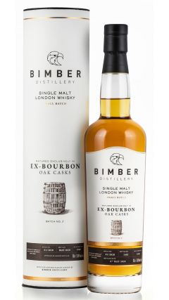 Bimber - Ex-Bourbon Cask Batch No. 1 - 2016 Whisky