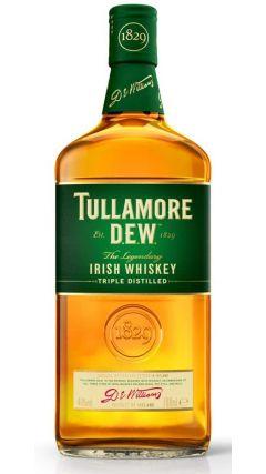 Tullamore Dew - Blended Irish  Whiskey