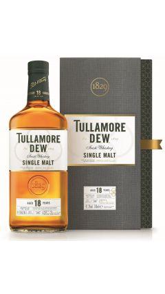 Tullamore Dew - Irish Single Malt 18 year old Whiskey