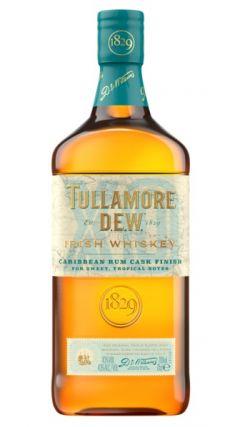 Tullamore Dew - XO Caribbean Rum Cask Finish - Irish Whiskey
