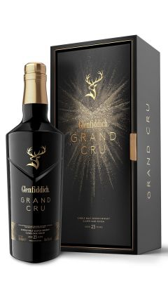 Glenfiddich - Grand Cru Single Malt 23 year old Whisky
