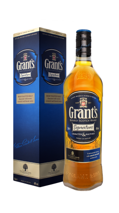 William Grant's - Signature - Blended Scotch Whisky