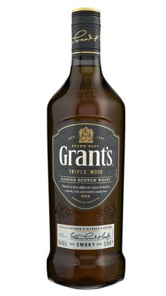William Grant's - Triple Wood Smoky - Blended Scotch Whisky
