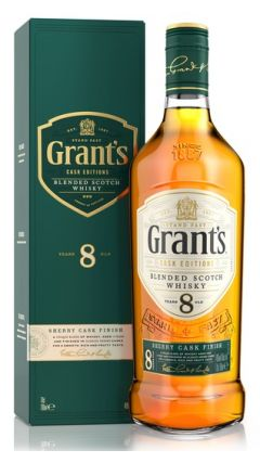 William Grant's - Sherry Cask Edition - Blended Scotch 8 year old Whisky
