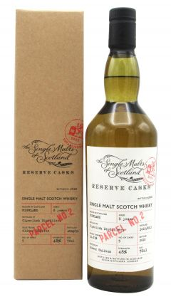 Clynelish - Single Malts of Scotland - Reserve Cask - Parcel #2 - 2011 8 year old Whisky