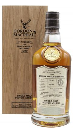 Bruichladdich - Connoisseurs Choice Single Cask #2991 - 1990 29 year old Whisky