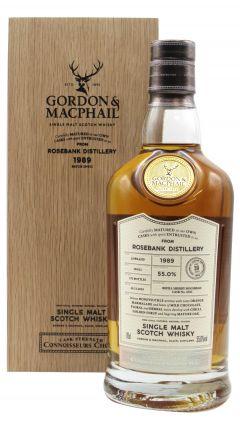 Rosebank (silent) - Connoisseurs Choice Single Cask #2561 - 1989 30 year old Whisky