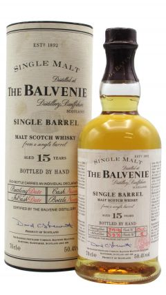 Balvenie - Single Barrel #15610 - 1979 15 year old Whisky