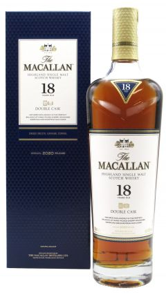 Macallan - Double Cask 2020 Edition 18 year old Whisky